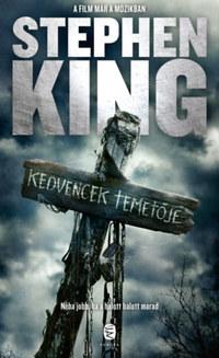 Stephen King: Kedvencek temetője -  (Könyv)