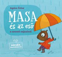 Agócs Írisz: Masa és az eső -  (Könyv)