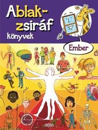 Ablak-zsiráf könyvek - Ember -  (Könyv)