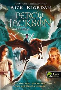 Rick Riordan: Percy Jackson görög hősei -  (Könyv)
