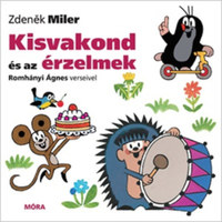 Zdenek Miler: Kisvakond és az érzelmek -  (Könyv)