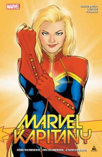 Kelly Sue DeConnick: Marvel kapitány - Magasabbra, távolabbra, gyorsabban! -  (Könyv)