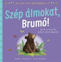 Layn Marlon, Amber Stewart: Szép álmokat, Brumó! -  (Könyv)