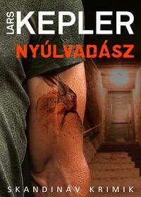 Lars Kepler: Nyúlvadász -  (Könyv)
