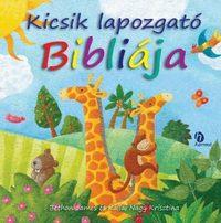 Bethan James: Kicsik lapozgató Bibliája -  (Könyv)