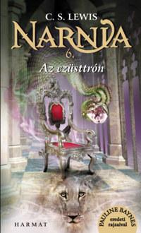 C. S. Lewis: Narnia 6. - Az ezüsttrón - Illusztrált kiadás -  (Könyv)