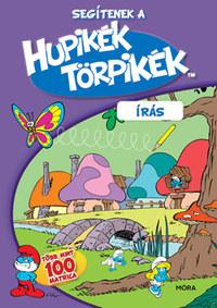 Segítenek a Hupikék Törpikék - Írás -  (Könyv)