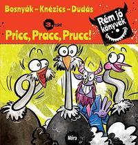 Bosnyák Viktória, Csájiné Knézics Anikó: Pricc,pracc,prucc! - Rém jó könyvek 3. szint -  (Könyv)