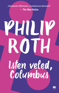 Philip Roth: Isten veled, Columbus -  (Könyv)