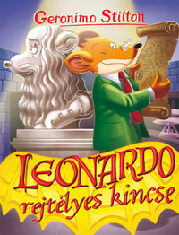 Geronimo Stilton: Leonardo rejtélyes kincse -  (Könyv)