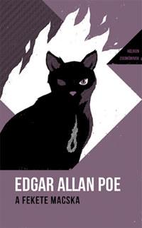 Edgar Allan Poe: A fekete macska - Helikon Zsebkönyvek 3. -  (Könyv)