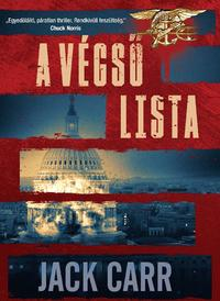 Jack Carr: A végső lista -  (Könyv)
