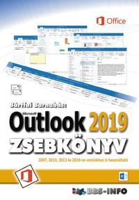 Bártfai Barnabás: Outlook 2019 zsebkönyv -  (Könyv)