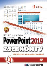 Bártfai Barnabás: PowerPoint 2019 zsebkönyv -  (Könyv)