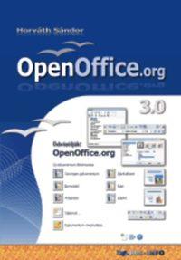 Horváth Sándor: OpenOffice.org -  (Könyv)