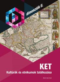 KET - Kultúrák és etnikumok találkozása -  (Könyv)
