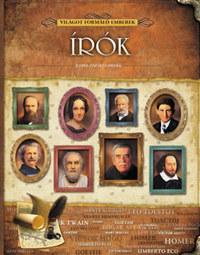 Írók - Világot formáló emberek -  (Könyv)