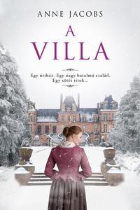 Anne Jacobs: A villa -  (Könyv)