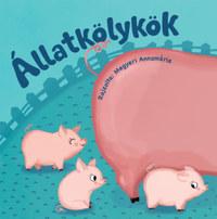 Állatkölykök -  (Könyv)