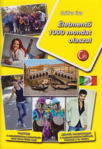 Czifra Éva: Életmentő 1000 mondat olaszul -  (Könyv)