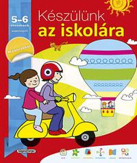 María Luisa García: Készülünk az iskolára... 5-6 éveseknek -  (Könyv)