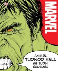 Adam Bray: Marvel - Amiről tudnod kell és tudni érdemes -  (Könyv)