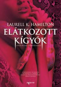 Laurell K. Hamilton: Elátkozott kígyók -  (Könyv)