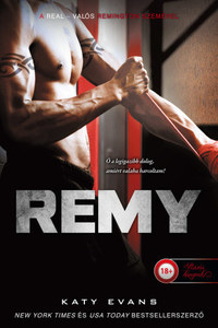 Katy Evans: Remy - Valós 3. -  (Könyv)