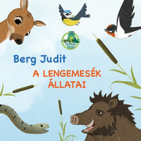 Berg Judit: A Lengemesék állatai -  (Könyv)