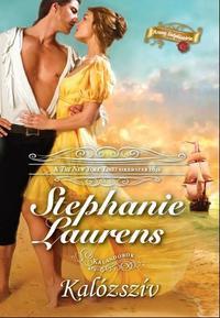Stephanie Laurens: Kalózszív - Kalandorok -  (Könyv)
