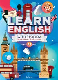 Cristina Dehelan, Paula Dreve: Learn English with stories! - Tanulj angolul történetekkel! - A1 nyelvi szint -  (Könyv)