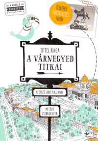Tittel Kinga: A Várnegyed titkai - Mesélő Budapest zsebkönyvsorozat -  (Könyv)