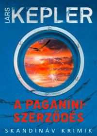 Lars Kepler: A Paganini-szerződés -  (Könyv)