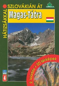 Jozo Simko: Magas-Tátra - Hátizsákkal Szlovákián át -  (Könyv)