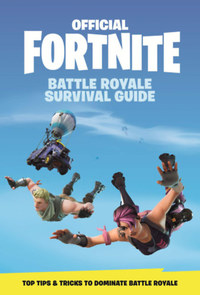 Lee Jong-Wha: Official Fortnite: Battle Royale Survival Guide -  (Könyv)