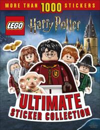 LEGO Harry Potter Ultimate Sticker Collection -  (Könyv)