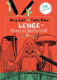 Berg Judit: Lenge-foglalkoztató - Ősz - 24 matricával -  (Könyv)