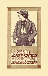 Pesti jassz-szótár -  (Könyv)