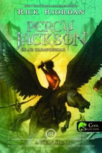 Rick Riordan: Percy Jackson és az olimposziak 3. - A Titán átka -  (Könyv)