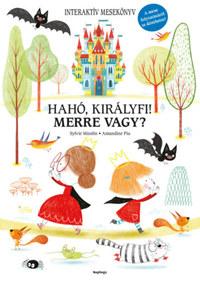 Sylvie Misslin, Amandine Piu: Hahó, királyfi! Merre vagy? - Interaktív mesekönyv -  (Könyv)