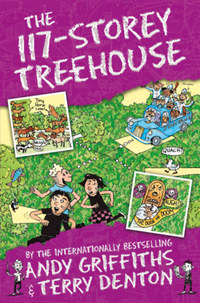 Andy Griffiths, Denton, Terry: The 117-Storey Treehouse -  (Könyv)