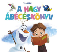 A nagy ábécéskönyv - Disney Suli -  (Könyv)