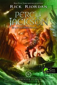 Rick Riordan: Percy Jackson és az olimposziak 2. - A szörnyek tengere -  (Könyv)