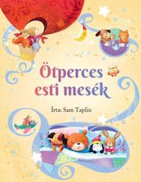 Sam Taplin: Ötperces esti mesék -  (Könyv)