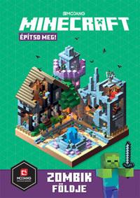 Minecraft - Építsd meg! - Zombik földje -  (Könyv)