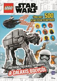 LEGO Star Wars - A galaxis bolygói - Több mint 500 áthelyezhető matricával -  (Könyv)