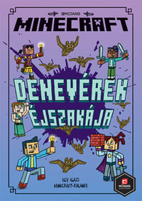 Minecraft - Denevérek éjszakája - Woodsword Krónikák 2. -  (Könyv)