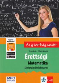 Orosz Gyula, Dr. Pálfalvi Józsefné: Érettségi - Matematika középszintű feladatsorok -  (Könyv)