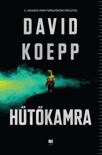 David Koepp: Hűtőkamra -  (Könyv)