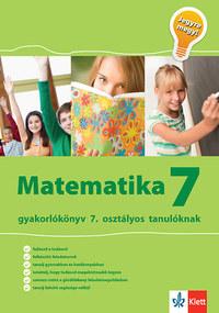 Rozalija Strojan, Vilma Moderc, Tanja Koncan: Matematika Gyakorlókönyv 7 - Jegyre Megy -  (Könyv)